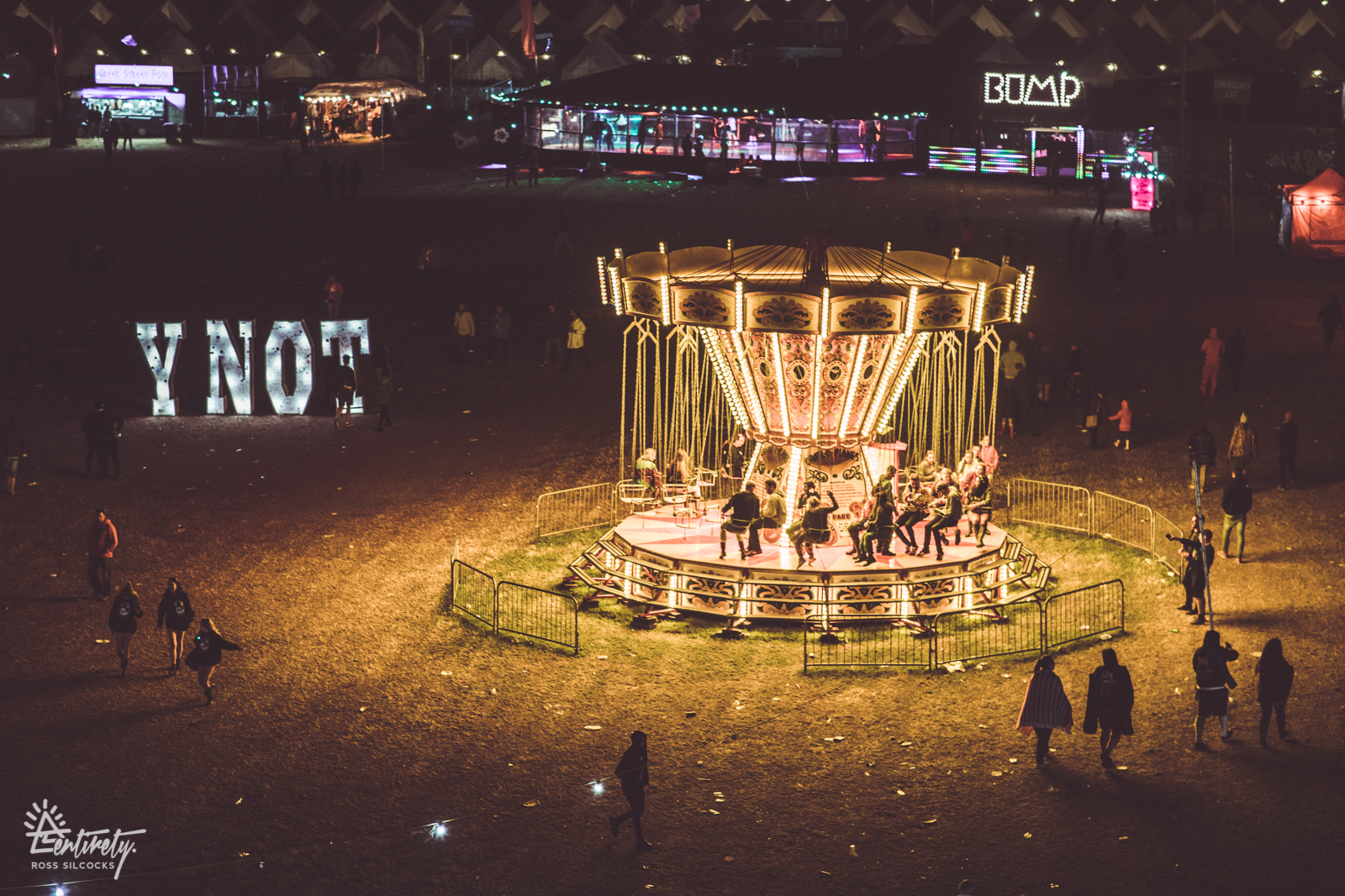 WIN VIP TICKETS TO Y NOT FESTIVAL 2019