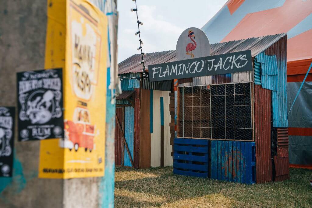 Flamingo Jacks