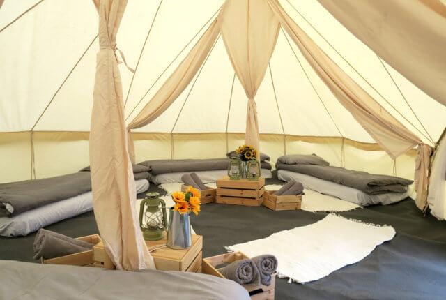 XL Bell Tent