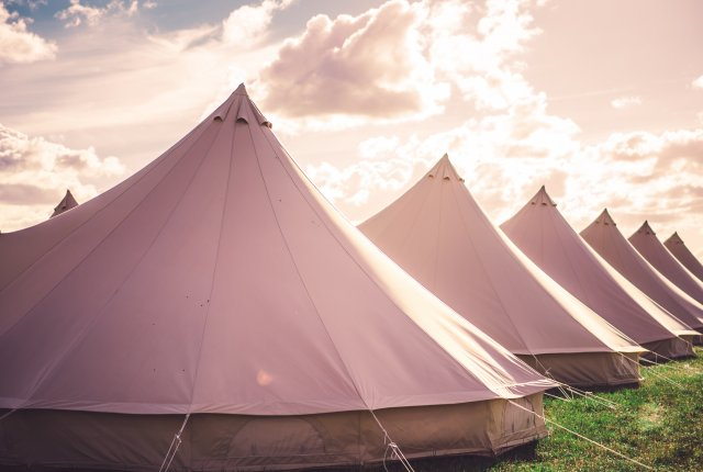Luxury Bell Tent