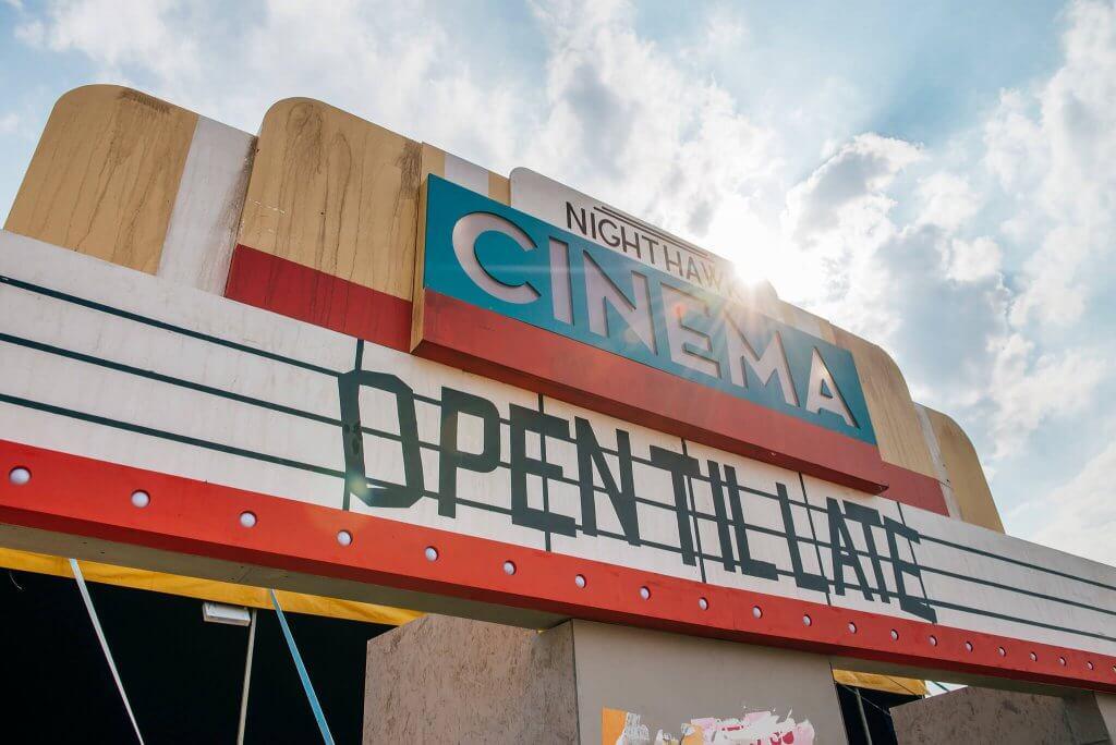 Nighthawk Cinema