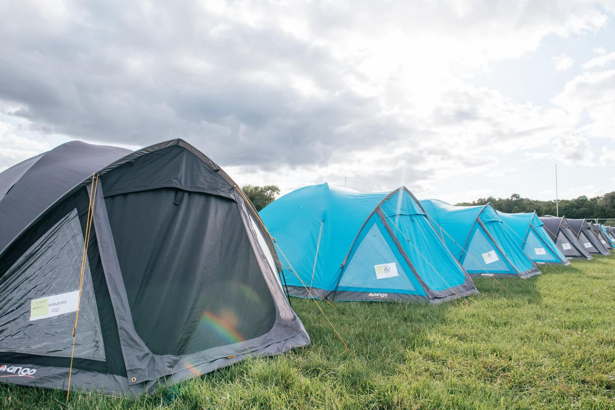 & Pitch Village | Pre-Pitched Tents | Y Not Festival | 26-29th July 2019