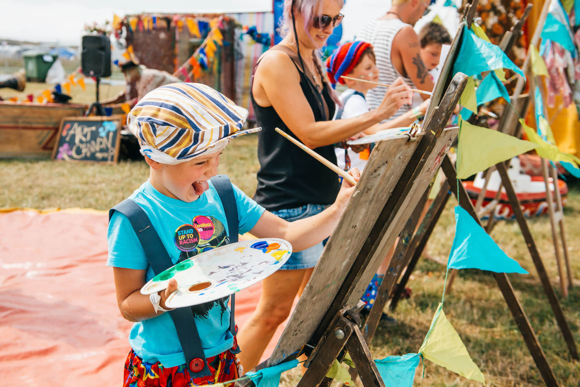 8 REASONS YOUR KIDS WILL LOVE Y NOT FESTIVAL